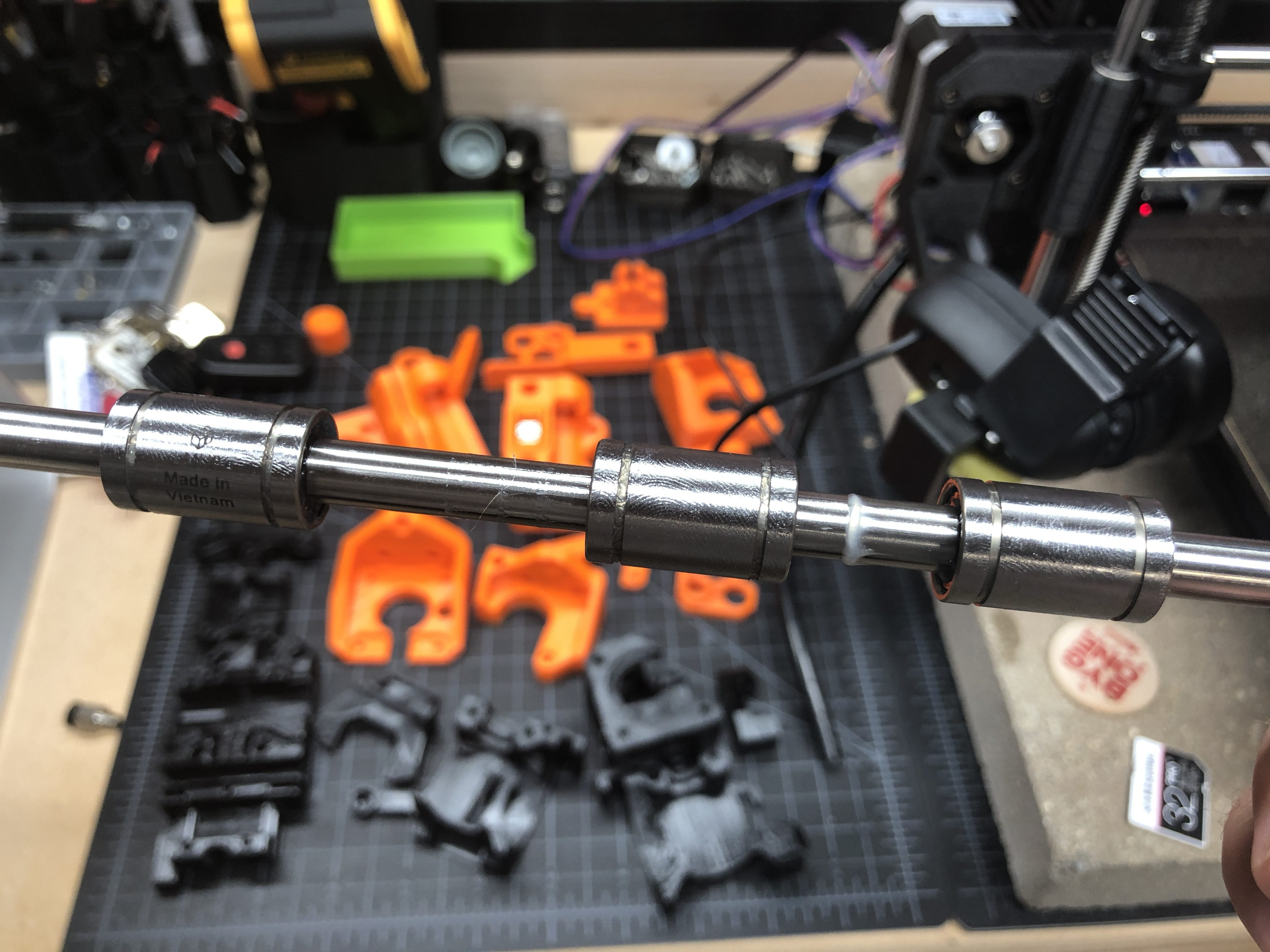 Set Your Bearing Straight… – Prusa Community
