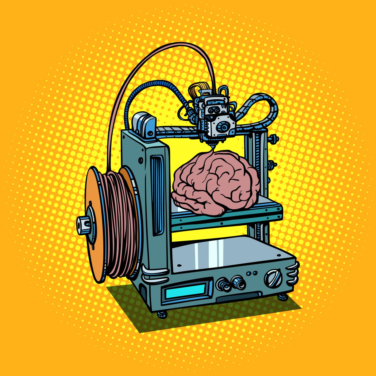 Printer Brain